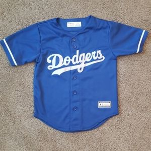 MLB Los Angeles Dodgers Toddler Jersey